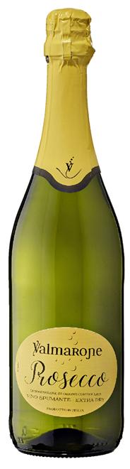 Valmarone Prosecco Spumante extra trocken 0,75 l Flasche