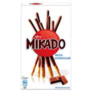 Mikado Kekse überzogen mit Milchschokolade, 75 g 24 Packungen