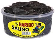Haribo Salino 150 Stück, 1,2 kg 6 Dosen