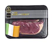 Metro Premium Irisches Black Angus Rinderroastbeef vak.-verpackt 2 Stück à ca. 200 g