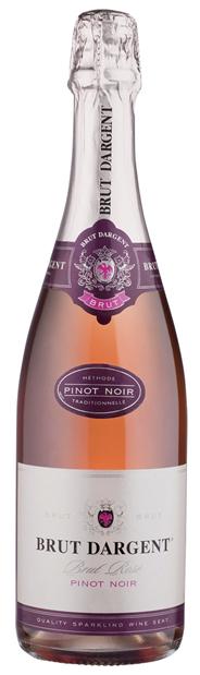 Brut Dargent Rosé Sekt 6 x 0,75 l Flaschen