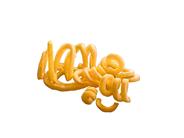 Lamb Weston Twisters tiefgefroren,vorfrittiert, gewürzte Kartoffelspiralen 4 x 2,5 kg Beutel