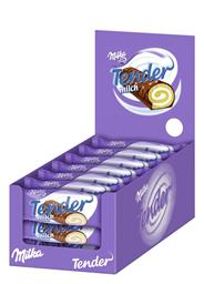 Milka Milk Tender 21 Stück á 37 g 21 Packungen