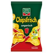 Funny-Frisch Chipsfrisch Ungarisch 250 g Beutel