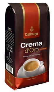 Dallmayr Crema d'Oro Intensa ganze Bohnen 1 kg Beutel