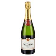 Taittinger Champagne Brut Réserve trocken 6 x 0,75 l Flaschen