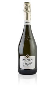 Zonin Prosecco Spumante Brut trocken DOC Qualitätswein mit kontrollierter Ursprungsbezeichnung 0,75 l Flasche