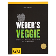 Weber`s Veggie Die besten vegetarischen Grillrezepte Taschenbuch