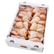 Hähnchen frisch natur ohne Hals und Innereien grillfertig gesteckt 12 x ca. 1.100 g