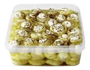 Olymp Feinkost Antipasti gefüllte Champignions mit Frischkäse, in Öl 1,85 kg Packung