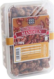 Agilus Dragees Feuergebrannte Mandeln 700 g Foodtainer
