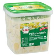 Popp Pellkartoffelsalat Wernsing mit Gurken und Zwiebeln 5 kg Eimer