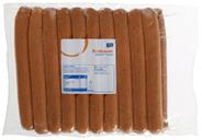 aro Imbiss Line Krakauer gebrüht, 20 Stück á 120 g, vak.-verpackt 2,4 kg Packung