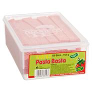 Haribo Pasta Basta Erdbeere sauer 150 Stück, 1,125 kg 8 Dosen