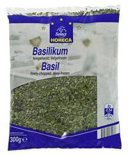 Horeca Select Basilikum feingehackt 16 x 300 g Beutel