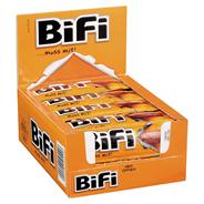 Bifi Original Fleisch-Snack, Mini-Salami, 40 Stück á 25 g 40 x 1 kg Packungen
