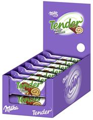 Milka Tender Nuss/ Avellana 21 x 37 g Packungen