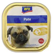 Aro Hundemenü Kalb & Truthahn 300 g Schachtel