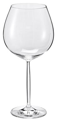 Schott & Zwiesel Rotwein-/ Wasserglas Diva 1, 612 ml 6 Stück Karton