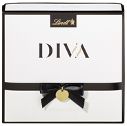 Lindt DIVA Collier-Packung 182 g Schachtel