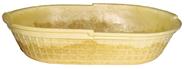 Stenger Snackschalen Waffelschale, neutral, gepresst 270 Stück Packung