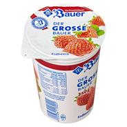 Bauer Der große Bauer Erdbeere 3,5 % Fett 250 g Becher