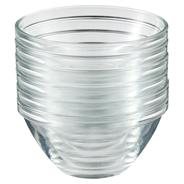 Bormioli Rocco Glasschälchen Pompei Ø 8 cm - 6 Stück
