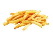 McCain Pommes frites 3/8 tiefgefroren, in Sonnenblumenöl vorgebacken, klassischer Normalschnitt 9x9 mm 2,5 kg Beutel