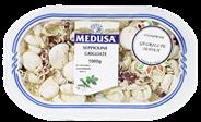 Medusa Sepien Gegrillt Italienische Fisch-Antipasti 1 kg Karton