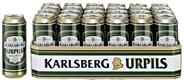 Karlsberg Urpils 24 x 0,5 l Dosen