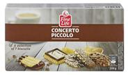 Fine Life Concerto Piccolo Gebäckmischung 9 Stück á 200 g 1,8 kg Karton