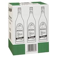 Berghof Obstwasser 38 % Vol. aus Äpfeln und Birnen 6 x 1 l Flaschen