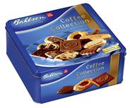 Bahlsen Coffee Collection 2 Stück á 500 g 1 kg Dose