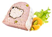 Swiss Gourmet Reh Terrine mit Gänseleberkern und Trüffel 500 g Packung