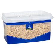 Horeca Select Nussmix Mix aus Erdnuss, Mandeln, Cashew & Haselnuss, gesalzen, geröstet 1,8 kg Packung