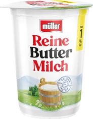 Müller Reine Buttermilch 500 ml Becher