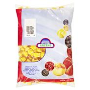 Greens gewürfelte Mango 20 x 20 mm 2,5 kg Beutel