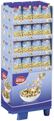 Ültje Erdnüsse geröstet, gesalzen 80 x 1 kg Beutel