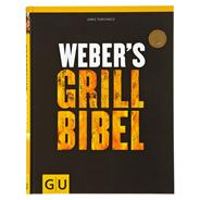Weber`s Grill Bibel gebunden