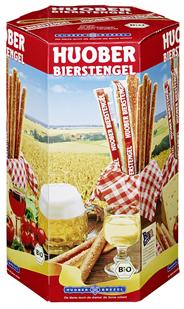 Huober Bierstengel 750 g Packung