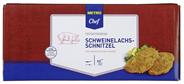 METRO Chef Schweine-Lachsschnitzel tiefgefroren, paniert, 40 Stück à 160 g - 6,4 kg Karton