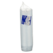 Horeca Select Verpackungsbecher 250 ml rund Ø 10,1 cm Transparent - 100 Stück
