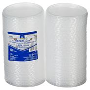 Horeca Select Deckel, rund für Verpackungsbecher 125, 200, 250, 500 ml - 100 Stück