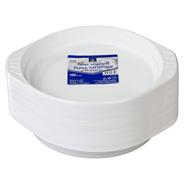 Horeca Select Teller ungeteilt rund Ø 21,9 cm Weiß - 100 Stück