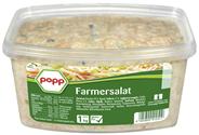 Popp Farmersalat 1 kg Becher