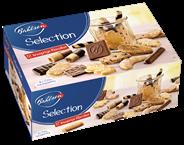 Bahlsen Selection 12 erlesene Spezialitäten 12 erlesene Spezialitäten, Keks- und Waffelmischung 2 kg Karton