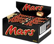 Mars 32 x 51 g Riegel