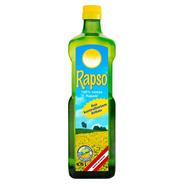 Rapso 100 % reines Rapsöl 750 ml Flasche