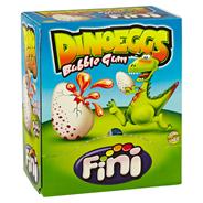 Fini Dino Eggs Bubble Gum Kaugummi 200 Stück
