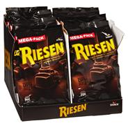 Storck Riesen in kräftiger dunkler Schokolade (30%) 32 x 900 g Beutel